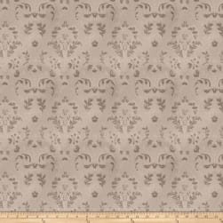 Trend 03292 Chenille Damask Nickel Fabric