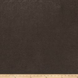 Trend 03343 Faux Leather Coffee Fabric