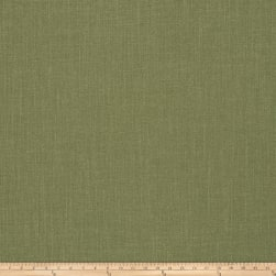 Trend 03348 Faux Linen Sheen Olive Fabric