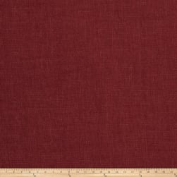 Vern Yip 03351 Linen Blend Solid Brick Fabric