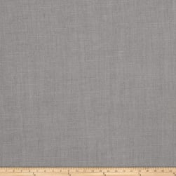 Vern Yip 03351 Linen Blend Solid Pewter Fabric