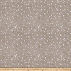 Vern Yip 03355 Linen Blend Grey Fabric