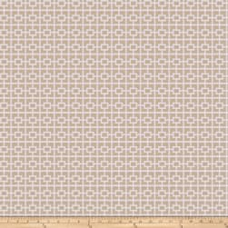 Vern Yip 03357 Chenille Jacquard Natural Fabric