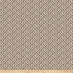 Vern Yip 03359 Jacquard Greek Key Bark Fabric