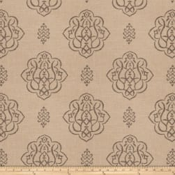 Vern Yip 03368 Linen Pewter Fabric
