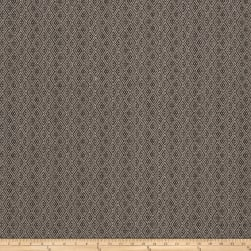 Vern Yip 03370 Jacquard Diamond Charcoal Fabric