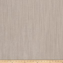 Vern Yip 03372 Herringbone Faux Linen Earth Sheen Fabric