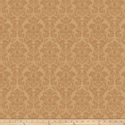 Trend 03483 Satin Jacquard Damask Gold Fabric