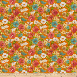 Trend 03811 Outdoor Persimmon Fabric