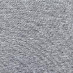 Fabric Merchants Cotton Lycra Spandex Jersey Knit Heather