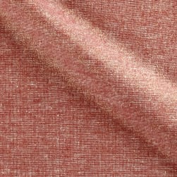 Kaufman Essex Yarn Dyed Metallic Copper Fabric