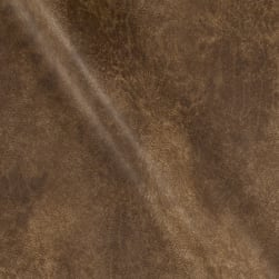 Richloom Tough Faux Leather Namibia Chocolate Fabric