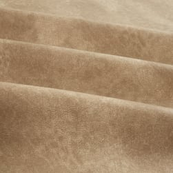 Richloom Tough Faux Leather Namibia Linen Fabric