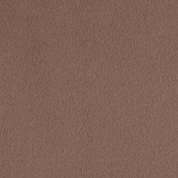 Wool Melton Taupe Fabric