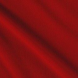Fabric Merchants Bubble Crepe Solid Red Fabric