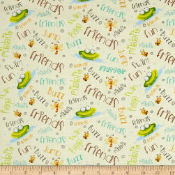 Frogland Friends Frogs And Words Cream