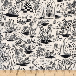 Cotton + Steel Rifle Paper Co. Wonderland Magic