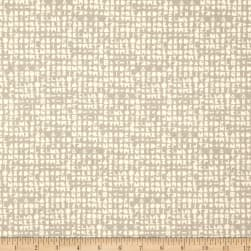 Cotton + Steel Flower Shop Cipher Natural Fabric