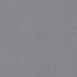 Kaufman Fineline Twill 4.9 Oz Silver Grey Fabric