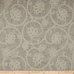 Waverly Main Act Basketweave Jacquard Shale Fabric