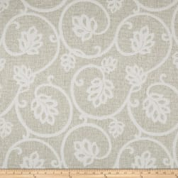 Waverly Main Act Basketweave Jacquard Birch Fabric