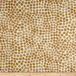 Genevieve Gorder Puff Dotty Resin Glow Fabric