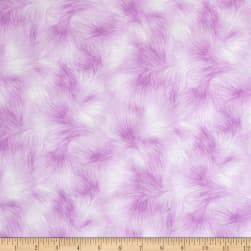 Timeless Treasures Viola Texture Lilac Fabric