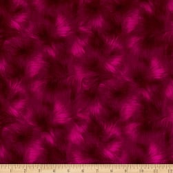 Timeless Treasures Viola Texture Sangria Fabric