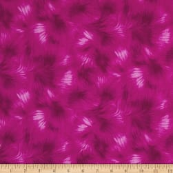Timeless Treasures Viola Texture Magenta Fabric