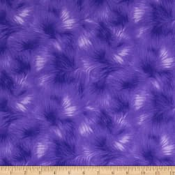 Timeless Treasures Viola Texture Purple Fabric