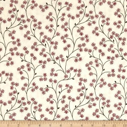 Michael Miller Wildflower Garden Meadowsweet Primrose Fabric