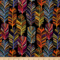 Michael Miller Indian Summer Catching Dreams Jewel Fabric