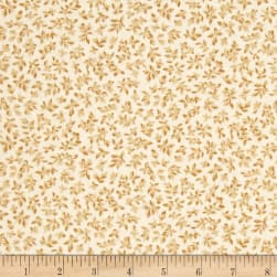 Michael Miller Indian Summer Jasmine Honey Fabric