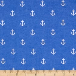 Michael Miller Flannel Sarah Jane Out To Sea