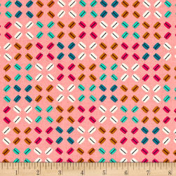 Michael Miller Bake Shop Les Macarons Candy Fabric