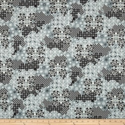 Scandi 4 Montage Silver Fabric