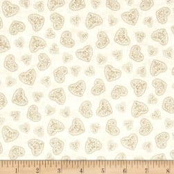 Scandi 4 Hearts Cream