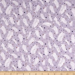 Forest Talk Pine Dots Lavender