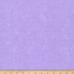 Kaufman Quilter's Linen Lilac Fabric