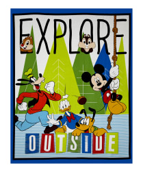 Disney Mickey and Friends Explore Outside 36