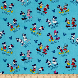 Disney Mickey & Minnie Vintage Mickey and Minnie Toss Red