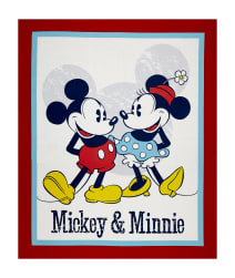 Disney Mickey & Minnie Vintage Mickey & Minnie