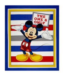 Disney Mickey Traditional Mickey with Stripes 36