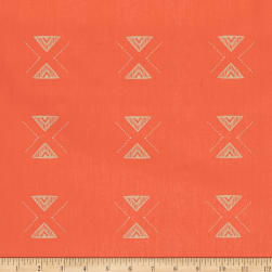 Art Gallery Garden Dreamer Triangular Impression Fabric