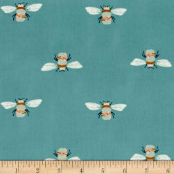 Art Gallery Garden Dreamer Bumble Beez Fabric