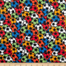 Polar Fleece Soccer Stadium Primary Fabric