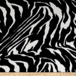Polar Fleece African Zebra
