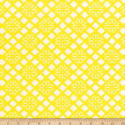 Art Gallery Fiesta Fun Zocalo Lemon Fabric
