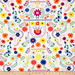 Art Gallery Fiesta Fun Canvas Mexican Dress Morning
