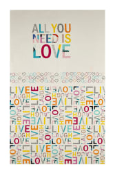 Art Gallery Letters All You Need Is Love